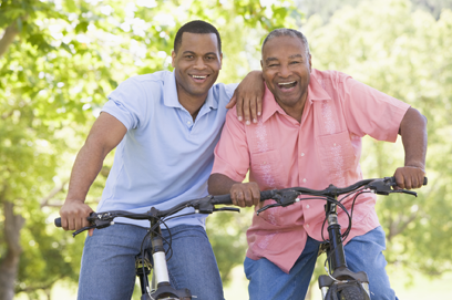 Being active helps lower your chances of developing type 2 diabetes.